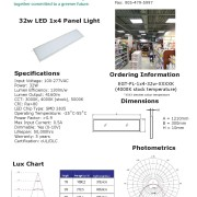 EGT-PL-1×4-32w Spec Sheet-page-001