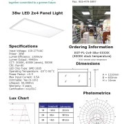 EGT-PL-2×4-38w Spec Sheet-page-001