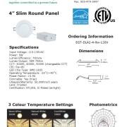 EGT-DLA2-4-9w Spec Sheet-page-001